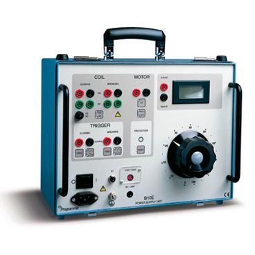 B10E- Trip coil tester