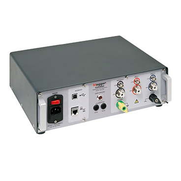 CDAX 605 - High-precision capacitance and dissipation factor measurement instrument