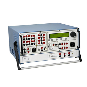 FREJA306 - Relay Testing System