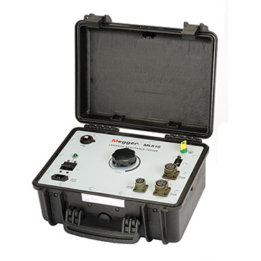 MLR10 - 10 Amp Leakage Reactance Tester