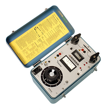 MOM600A - 600 A micro-ohmmeter