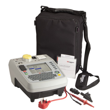PAT400 serie - Portable appliance testers