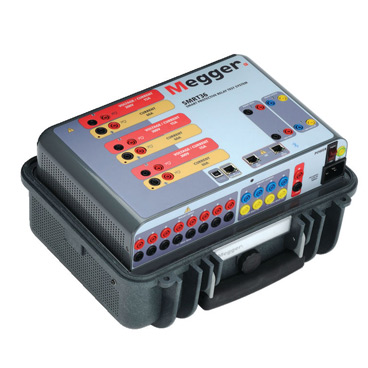 SMRT36 - Megger Relay Test System